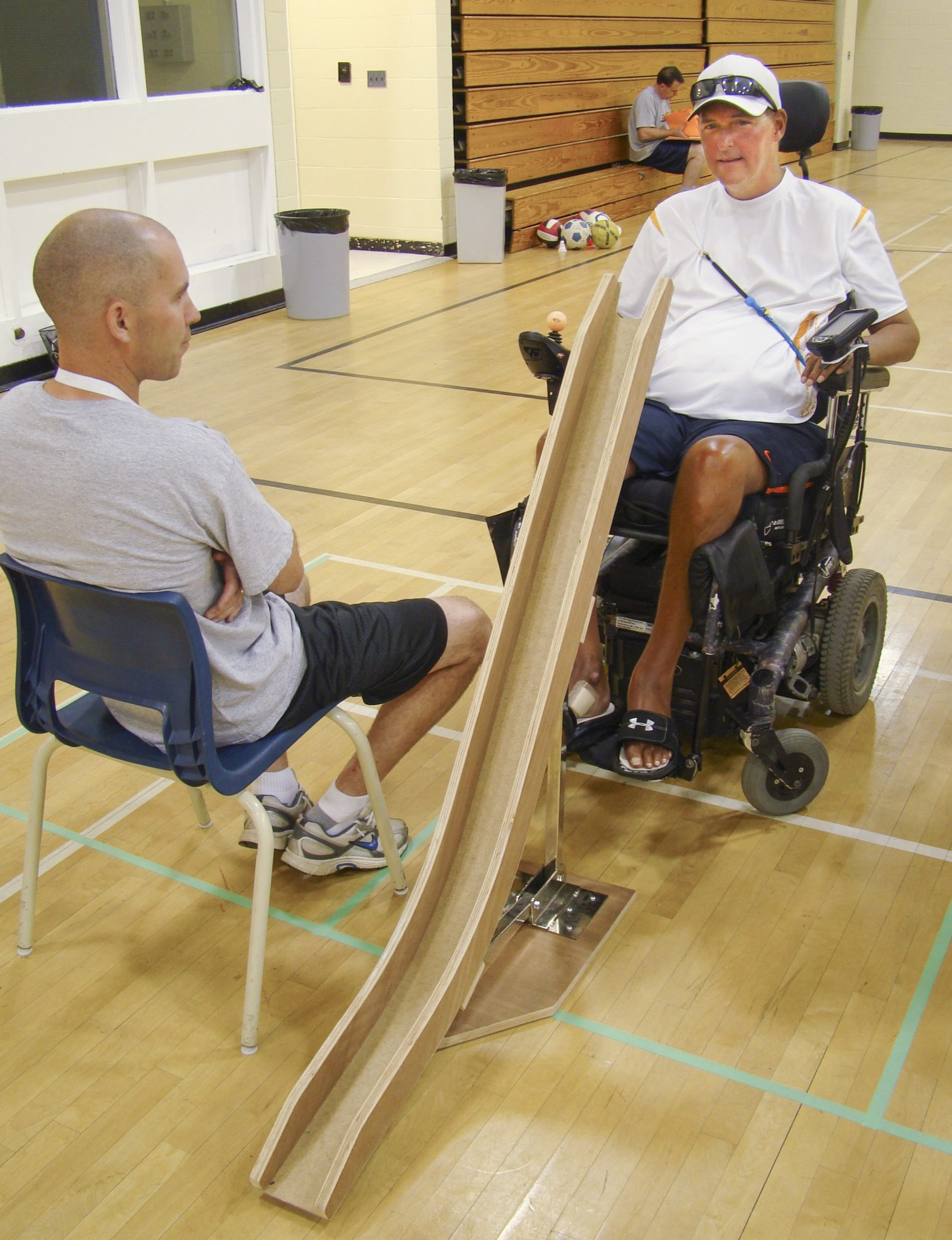 MacGyver me this! Engineers and tradespeople volunteer to adapt household tools and technology for people with disabilities
