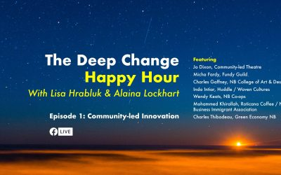Introducing the Deep Change Happy Hour